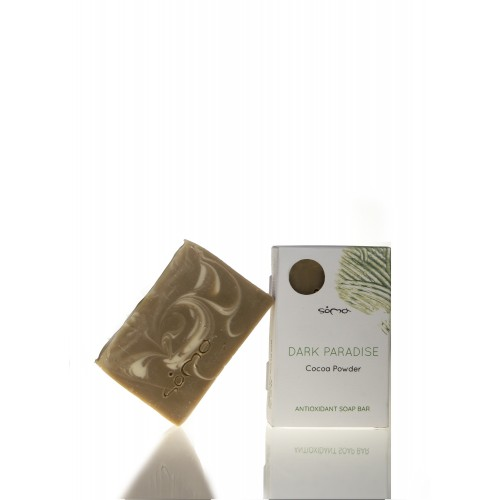 Cocoa Powder Antioxidant Bar Soap