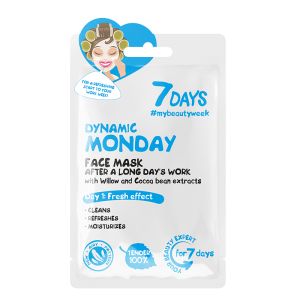 Dynamic Monday Sheet Mask