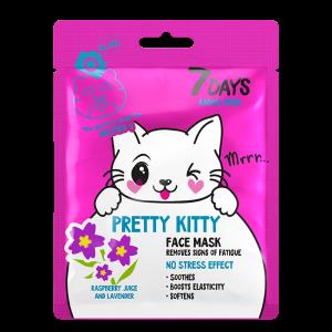 Animal Pretty Kitty Sheet Mask
