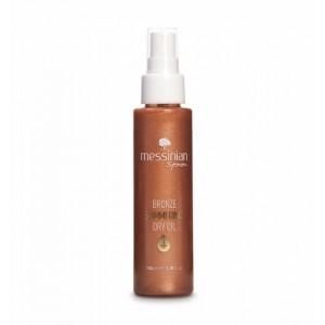 Bronze Shimmering Dry Oil