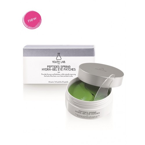 Peptides Spring Hydra-Gel Eye Patches