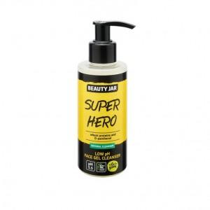 """SUPER HERO"" Καθαριστικό Gel Με Χαμηλό PH"