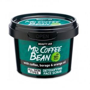 """""""MR. COFFEE BEAN"""" Scrub Προσώπου Για Αποτοξίνωση"""