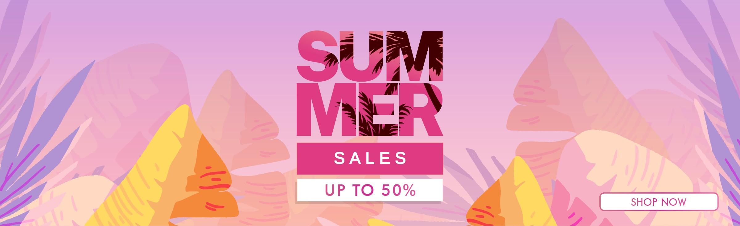 Summer Sales | 'Εως και 50%